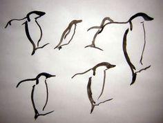 penguin art - Google zoeken