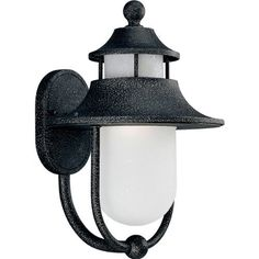 Progress Lighting P5678-71STR Cape Cod One-Light Cfl Wall Lantern by Progress Lighting. $184.68. Like a steady beacon along a rocky shore, the Cape Cod collection features a unique tiered housing with an etched water glass diffuser. In addition to the beauty the glass provides, it also serves as a clever diffuser for an energy saving compact fluorescent bulb. An integral photocell automatically controls operation from dusk to dawn to further extend the energy con...