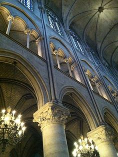 Notre Dame Cathedral Can't wait to sing here in May!!! :D
