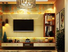 Image may contain: indoor Lcd Unit Design, Modern Tv Unit Designs, Lcd Panel Design, Living Room Tv Unit Designs, Living Room Sofa Design, Modern Tv Room, Modern Tv Wall Units, Tv Unit Furniture Design, Bedroom Furniture Design