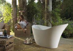 BagnoIdea.com - Vasca da bagno Amalfi - Vasche da bagno Victoria + Albert
