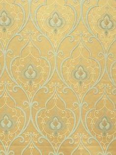 PALACE A-10 #embroidered-fabrics #flocked-embossed #various #woven-fabrics #yellow-gold