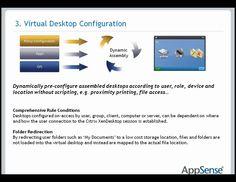 Citrix and AppSense: Desktop Virtualization (VDI) and User Personalization - DABCC TV #26, via YouTube. Information Technology, Desktop, Marketing, Youtube, Computer Technology, Youtubers, Youtube Movies
