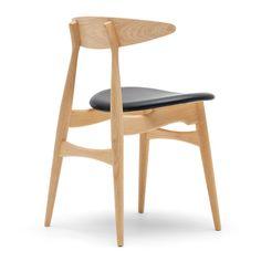 Domesticoshop . Carl Hansen & Son . CH33 Chair . Hans J. Wegner . Denmark