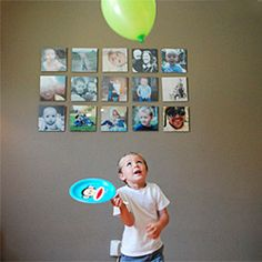 Need a fun activity for your kids on a hot summer day? Try balloon ball!