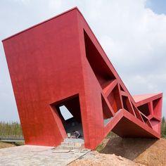 Bridging-Tea-House, Jinhua, China by LAR Fernando-Romero