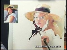 (Preview) Watercolor Painting Secrets with Charles Reid - YouTube