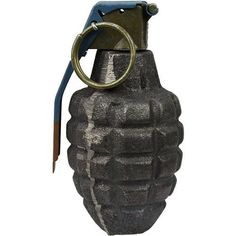 Pineapple Grenade Paperweight Criteria: The Pineapple Grenade Paperweight is a replica of a grenade that stands 4 Military Camouflage, Military Surplus, Military Gear, Tactical Pocket Knife, Tactical Gear, Army Navy Store, Boot Knife, Personalized Dog Tags, Machine Gun Kelly