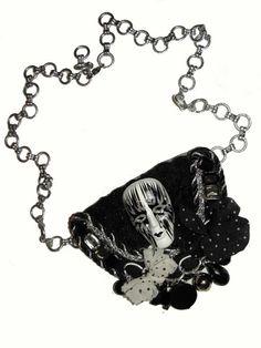 Venedik Maskeli kemer / Venediat mask Belt