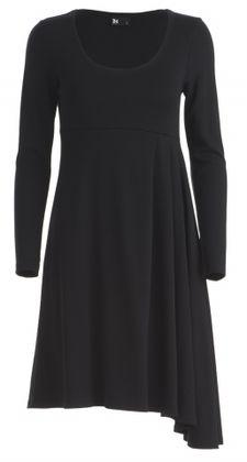 "A lovely black dress ""Iita"" made of tricot by Finnish fashion designer Katri Niskanen. Nanso.   http://www.designbykatrin.com/   Mine is beige ;)"