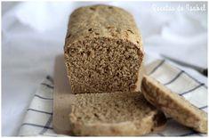 Esta receta de pan de espelta es muy fácil de hacer y económica. Además el pan de espelta es muy sano y tiene muchos beneficios para nuestra salud. Sin Gluten, Banana Bread, Healthy Recipes, Make It Yourself, Desserts, Food, Youtube, Gastronomia, Home