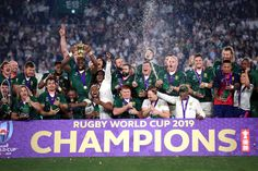 South Africa win the 2019 Rugby World Cup – As it happened Andrew Matthews, South Africa Rugby, England Fans, Rugby Club, World Cup Winners, World Cup Final, St Albans, Rugby World Cup, Semi Final