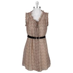 Patterson J. Kincaid Women's Contemporary Floral Belted Shirtdress #VonMaur