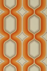 70's design.... I can't help it, I have a thing for the color and patterns of many things retro