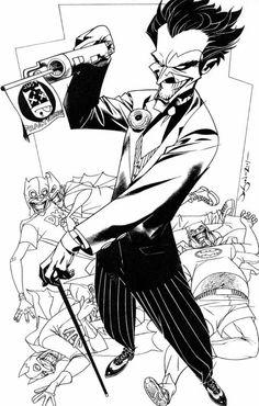 Joker •Jason Pearson