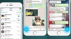 WhatsApp ahora soporta Siri