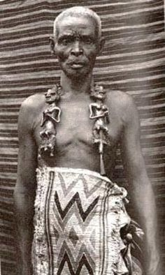 An Ogboni wearing edan around his neck. | Ogboni is a fraternal institution indigenous to the Yoruba language-speaking polities of Nigeria, Republic of Bénin and Togo. The society performs a range of political and religious functions, including exercising a profound influence on regents and serving as high courts of jurisprudence in capital offenses.