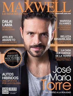 José Maria Torre - Maxwell Magazine #JoseMariaTorre #Maxwell