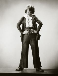 Clara Bow, 1929; photo by Otto Dyar