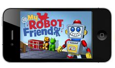 7 Educational Apps for First Graders- My Robot Friend