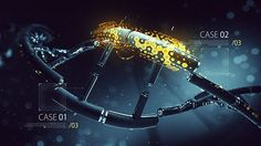 DNA on Behance