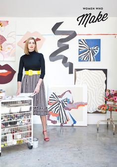 Women Who MAKE: Angela Chrusciaki Blehm