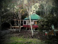 yurt..this could be our summer home:)