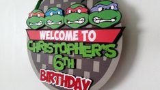 https://www.etsy.com/listing/200638505/ninja-turtles-birthday-door-sign-tmnt