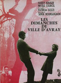 CYBELE OU LES DIMANCHES DE VILLE D'AVRAY シベールの日曜日 SUNDAYS AND CYBELE (1962)