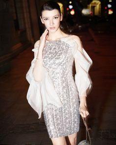 aa29ddef6748bc Long Sleeve 2018 Occasion Dress Sequin Short Prom Dress Sheath