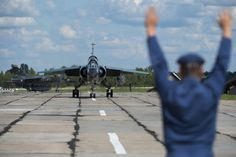 French Armée de l'Air Dassault Mirage F1-CR reconnaisance a/c taxi on the runway at Russian air base Savasleyka (district of Nizhny Novgorod, 400 km east of Moscow),during a joint exercise 18 to 23 August 2013.
