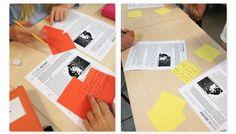 Deze week hadden we weer een les nieuwsbegrip. Tijdens de nieuwsbegriplessen komen altijd de verschillende strategieën aan de orde. School Tool, Close Reading, Fun Learning, Spelling, Classroom, Teaching, Learning, Education, Teaching Manners