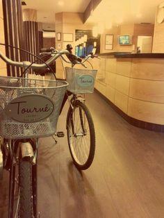 Bike Bilbao with Tourné from Conde Duque Bilbao Hotel