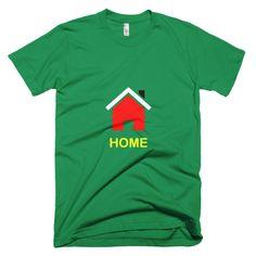Home Guyana - Short sleeve men's t-shirt