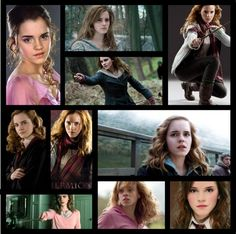 """""""Hermione Granger"""" by hellokitting ❤ liked on Polyvore"""