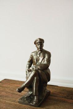 Soviet figure.