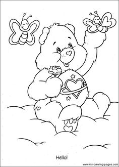 Care Bears Coloring-072
