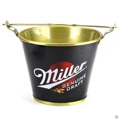 Balde de Gelo Cerveja Miller Genuine