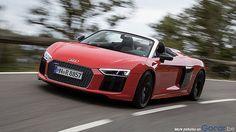 Audi R8 Spyder V10 MY2017 Audi R8, Soundtrack, Luxury Cars, Dream Cars, Ali, Colors, Vehicles, Beautiful, Luxury Sports Cars
