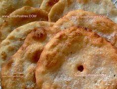 Tortas fritas para los dias de lluvia