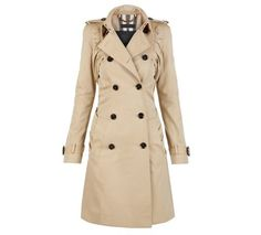 Burberry Trench Coat by Colette.