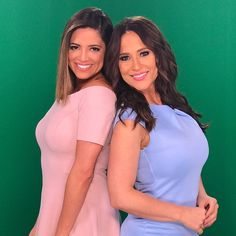 "775 Likes, 16 Comments - Jackie guerrido (@officialjackieg) on Instagram: ""Here with @pamelasilvatv #lateposts #alwaysfunonset #latinastothetop #jackieG  @primerimpacto"""