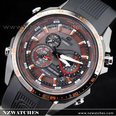 BUY Casio Edifice Solar Chronograph 5 Motors EQS-500C-1A2, EQS500C - Buy Watches Online | CASIO NZ Watches