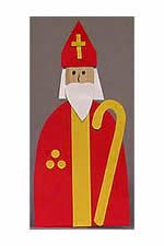 Everything about St Nicholas: stories, customs, crafts & more. St Nicholas Day, Winter Kids, Advent, Saints, Crafts For Kids, December, Seasons, How To Make, Fictional Characters