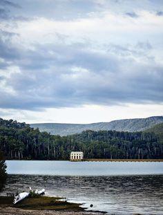 Pumphouse Point: A Wilderness Retreat by Cumulus Studio, Lake Saint Clair, Australia | http://www.designrulz.com/design/2015/04/pumphouse-point-a-wilderness-retreat-by-cumulus-studio-lake-saint-clair-australia/