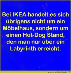 Ikea ist kein Moebelhaus