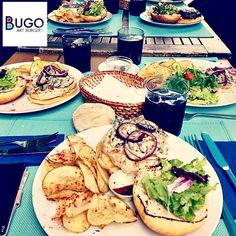 Friends lunch! BUGO