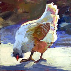 chickens | clare carver