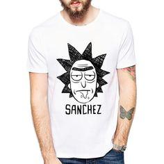 606d38b3c4 Heisenberg T-Shirt Hot Men's T Shirt Breaking Bad Funny Rick and morty  Design Fashion Brand Casual Ricksenberg The Danger Tshirt. Anime group