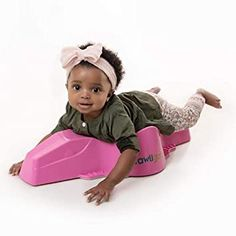 Free Shipping on The Kiddy Crawler - Order Now! Crawligator Tummy Time rolling toy provides mobility for infants 6 to 12 months old. Pediatric physical therapist recommended.